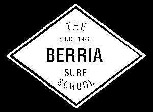 Berria Surf School Camp Logo
