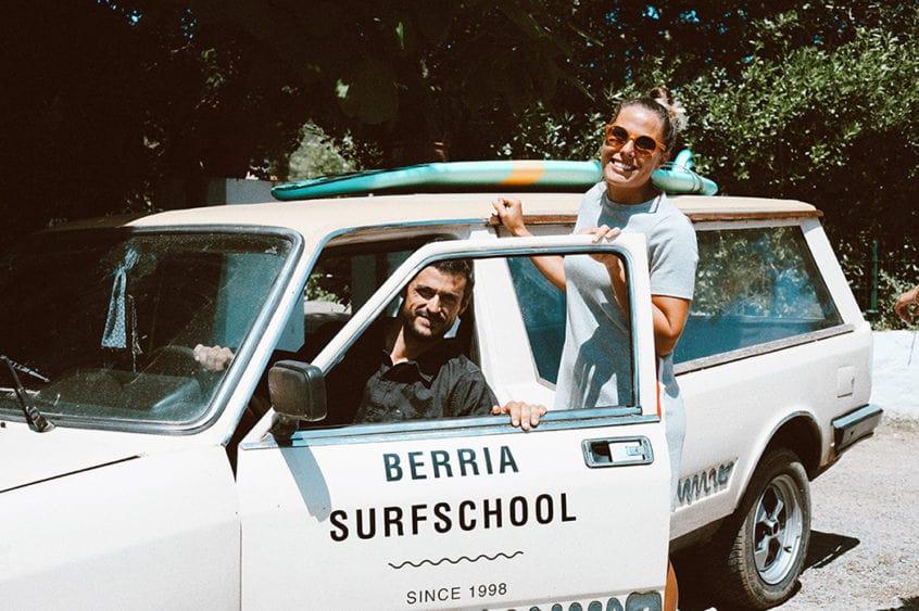 surf camp para adultos