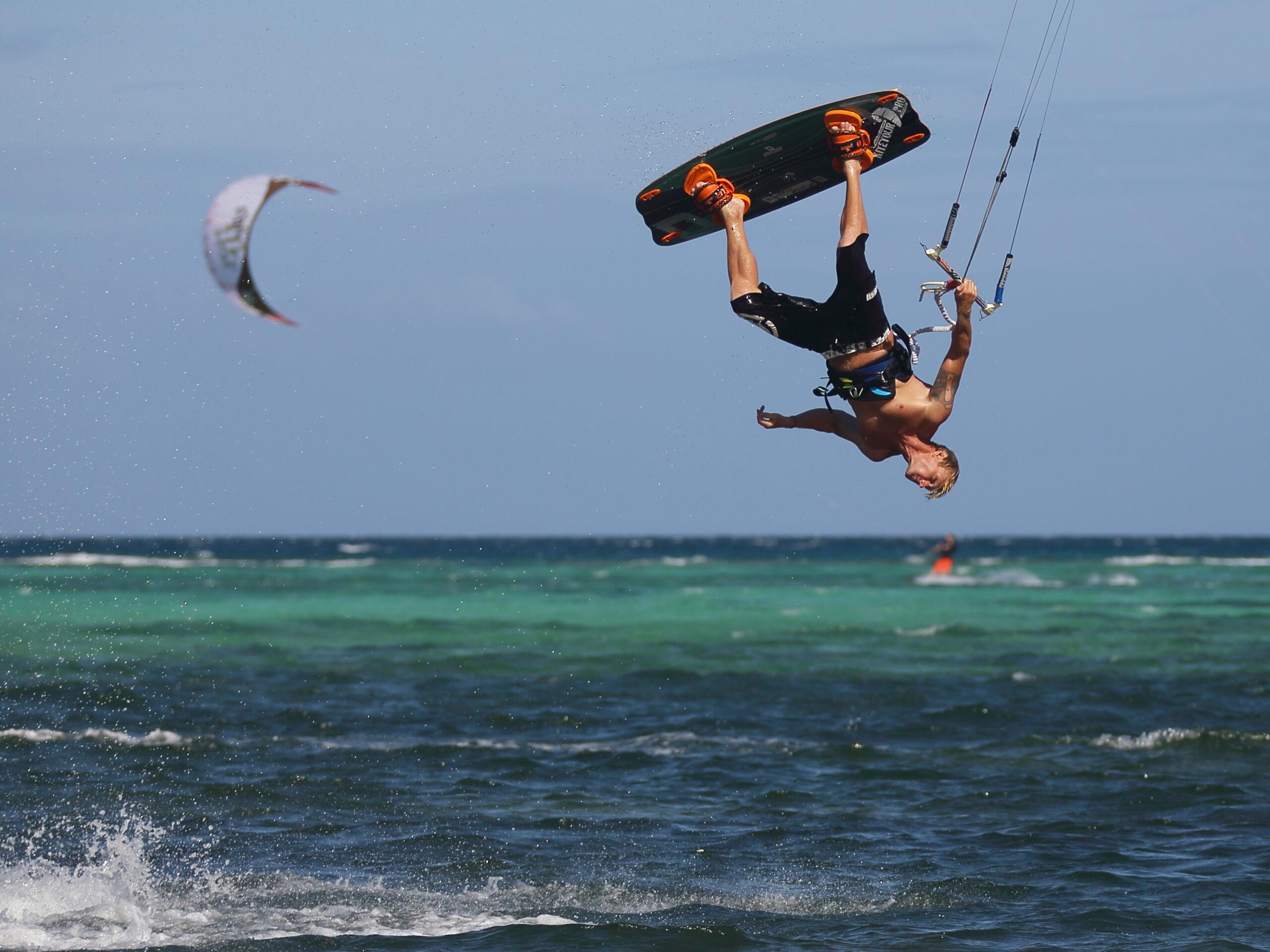kitesurf españa