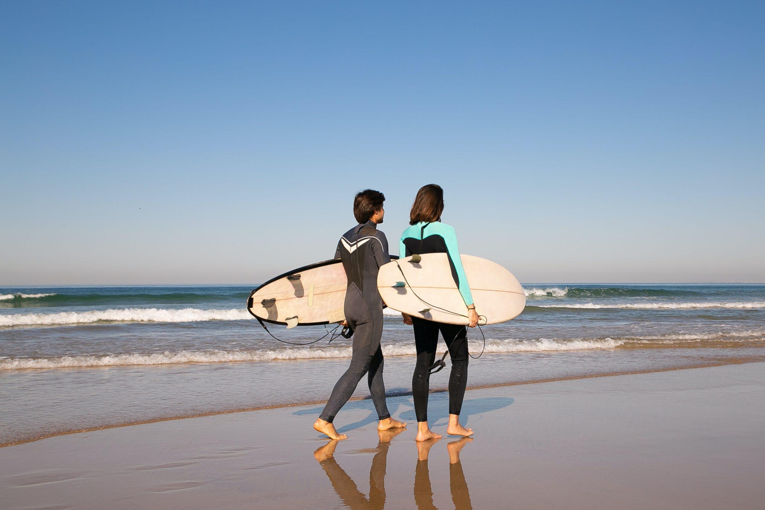 surf en la salve